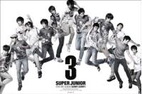 <SUPER JUNIOR>3rdアルバム追加曲発表への画像