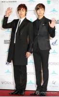 「東方神起」新曲発表に合わせ日本の人気番組に出演の画像