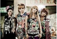 「2NE1」2ndミニアルバム、韓国音楽チャートを席巻の画像