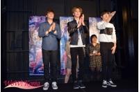 【会見レポ】「U-KISS」 スヒョン、ジュン、「Block B」ジェヒョ 、3人の新しい姿をお見せしますの画像