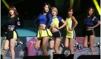 韓国陸軍兵が好きなガールズグループ 1位は「AOA」の画像