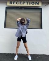 【トピック】「BLACKPINK」JENNIE、SNSで公開した健康的な美脚ショットが話題の画像