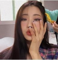 """""""ジヌン(2AM)と熱愛4年""""キョンリ(元NINE MUSES)、花が咲くようにみずみずしい美貌の画像"""