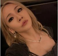 歌手CL、下着の上にドレスの「破格ファッション」...「MET GALA」ひっくり返してやったの画像