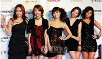 ハイワン・ソウル歌謡大賞 <Wonder Girls>に栄冠の画像