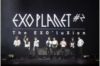 """「EXO」、ダラス&バンクーバーに続きLAも熱狂""""1万2000席完売""""の画像"""