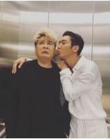 【トピック】「SUPER JUNIOR」シンドン&シウォン、仲良しすぎる2ショットを公開の画像