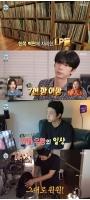 ウヨン(2PM)、番組で7000枚以上のLPコレクションを紹介…そのギャップにイ・シオンは「2PMのおじさんみたい」の画像