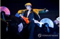 [韓流]ソウルで韓服展示会 BTSなどスター着用の衣装の画像