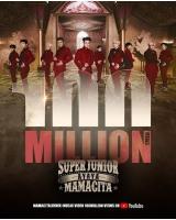 「SUPER JUNIOR」、ヒット曲「MAMACITA」1億回再生突破...通算5度目の画像