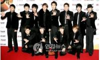 "Super Junior 中国で""アジア最高のスター""にの画像"