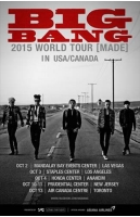 「BIGBANG」 3年ぶりの北米公演開催への画像