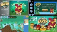 「VIXX」、人気ゲーム「アングリーバード」のアバターにの画像