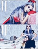 "「2NE1」CL、美貌の妹と一緒にグラビア撮影!  ""カリスマ姉妹""の画像"