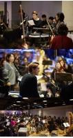 """ジュンス(JYJ)、年末公演のリハーサル風景公開…""""オーケストラ+合唱団""""歴代級スケールの画像"""