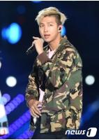 「防弾少年団」(BTS)ラップモンスター、結局は大晦日の舞台に立てずの画像
