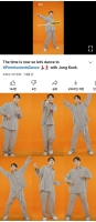 JUNG KOOK(BTS)の「Permission to Dance」チャレンジ動画、再生回数700万回を突破の画像