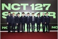 【フォト】「NCT 127」、3rdアルバム「Sticker」発売記念オンライン記者懇談会を開催の画像