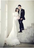 歌手イ・ヒョヌ ウェディング写真公開の画像