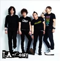 パンクロックバンド「T.A-Copy」、2年ぶりにニューアルバムの画像