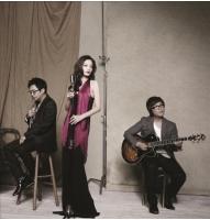 ポップジャズバンド「ウィンタープレイ」3人組から2人組への画像