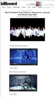 「EXO」の「Overdose」MV、5月世界で最も多く見られたK-POPMVにの画像