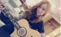 「KARA」スンヨン、「ギター演奏に期待してください」の画像