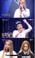 ≪テレビNOW≫「UNPRETTY」、ユビン(Wonder Girls)とHeizeの2番トラック対決はいかに?の画像