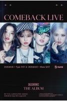 【公式】「BLACKPINK」、10月2日「カムバックライブ」開催、収録曲紹介&MVネタバレ予告の画像