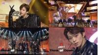 SBS「人気歌謡」出演の「GHOST9」、デビュー曲「Think of Dawn」でステージを操る特級新人の画像