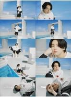 "JUNG KOOK(BTS)、「FILA」広告で""魔性の男神の魅力""、角度無視の「顔の天才」の画像"