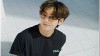 V(BTS)、FILAのCM映像でカメレオンの魅力発揮、「CMが映画のよう」の画像