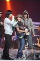 ママになったユン・ミレ「うちの子はマイクが大好きです! 」の画像