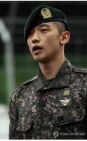 歌手Rain(ピ)軍除隊、「良い姿を必ずお見せする」の画像