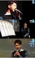 チョ・グォン(2AM)、MV出演のSUHO(EXO)に感謝…「EXO」ファンには申し訳ないの画像