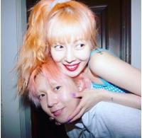歌手ヒョナ、恋人イドンに感謝のラブレターSNS 「本当に幸せにしてくれて…ありがとう」の画像