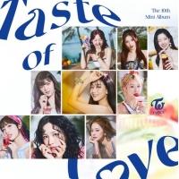 「TWICE」、新しいアルバム「Taste of love」がグローバルで好成績の画像