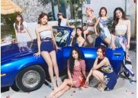 [韓流]TWICEがビルボードで大躍進 新作アルバム6位の画像