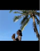 ソン・ナウン(Apink)、リゾートでグラビア写真のような日常ショットを公開の画像