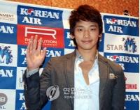 Rain(ピ) 今年のアジア男性スター賞受賞の画像