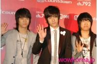 K-POPスターが日本武道館に結集<M!Count Down in JAPAN>コンサートの画像