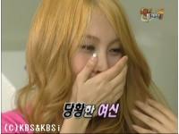「KARA」と「2AM」がキス!? まさかの展開にギュリ動揺!!の画像