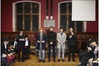 「SUPER JUNIOR」 英オックスフォード大学で初の講演、ダンスも披露の画像