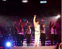 KANGTA 中国の音楽番組を占領! の画像