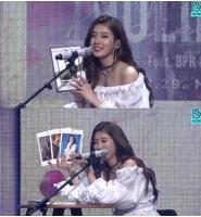スジ(元Miss A)、ニューアルバムを紹介しているうちに…テレビショッピングに?!の画像