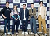 【フォト】CL(元2NE1)やユン・ジョンシンら、JTBC新バラエティ「スーパーバンド2」の制作発表会に出席の画像