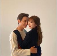 新婚イ・ジフン&アヤネさん、夫婦となって初めての秋夕(チュソク)は「2人でてきぱき料理」…幸せな日常を公開の画像