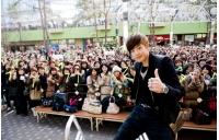 SE7EN 日本復帰作リリースイベントに合計7000人のファンが殺到!の画像